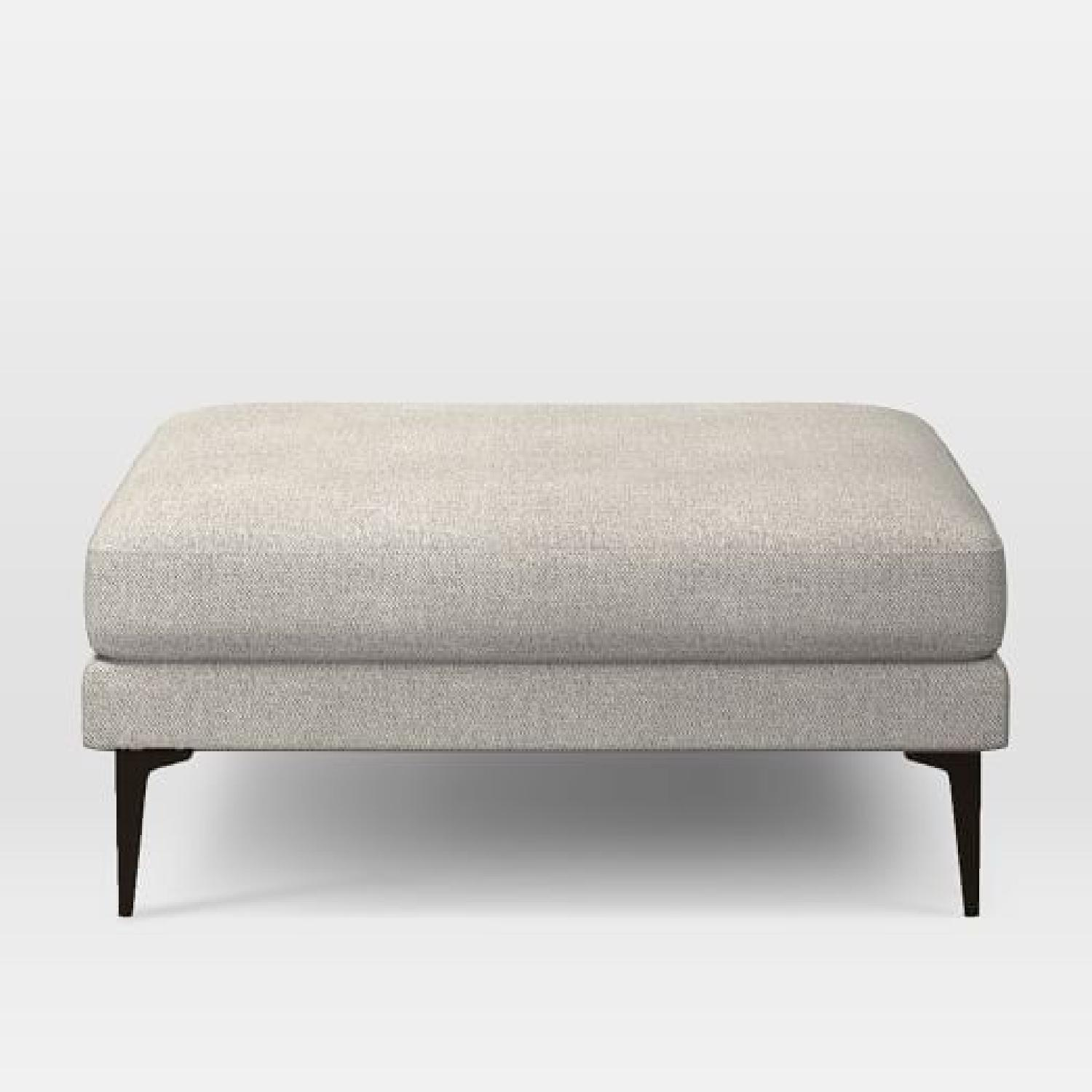 West Elm Andes Ottoman-0