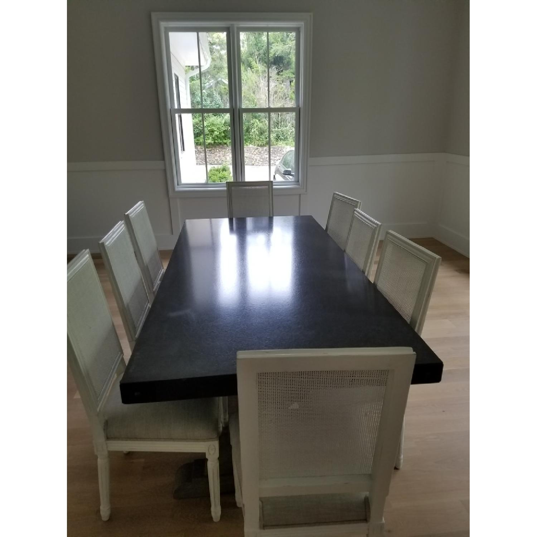 Restoration Hardware Modern Farm Dining Table-0