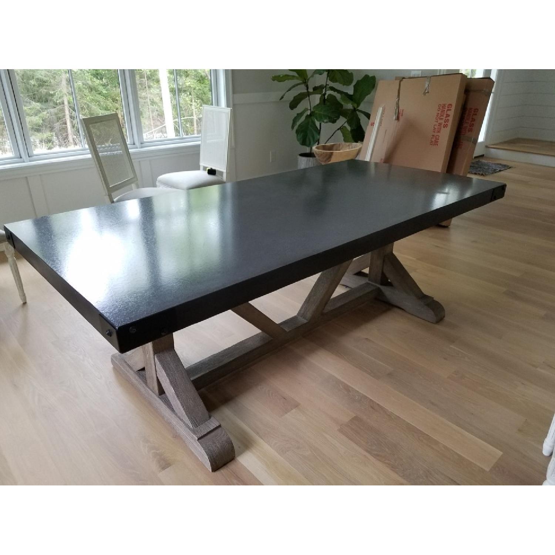 Restoration Hardware Modern Farm Dining Table-1