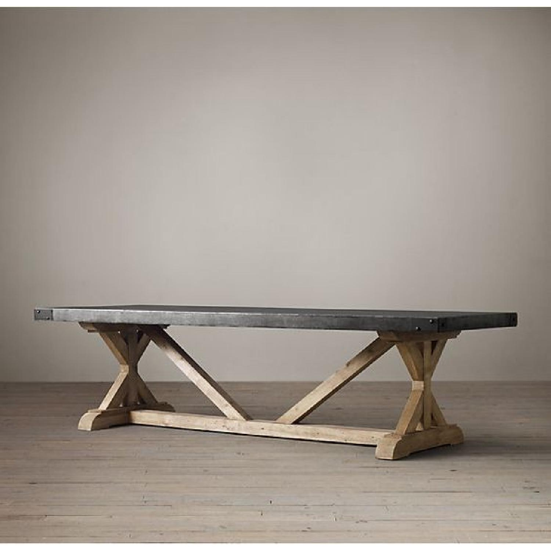 Restoration Hardware Modern Farm Dining Table-3