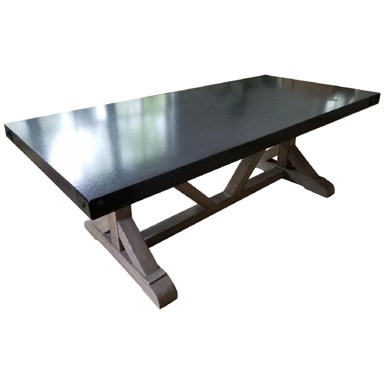 Restoration Hardware Modern Farm Dining Table