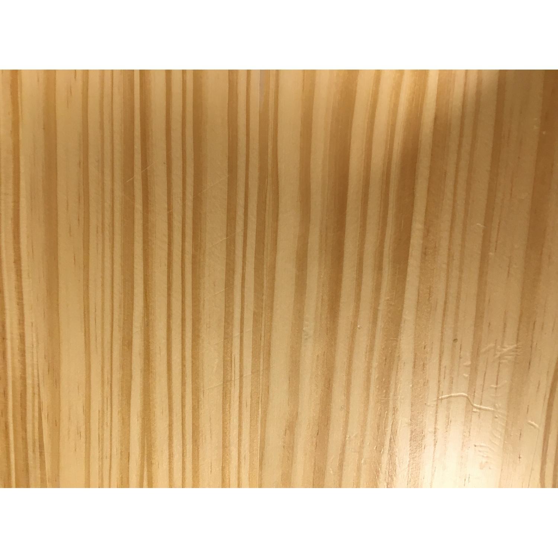 HomCom 45 Wooden Utility Kitchen Cart - image-4