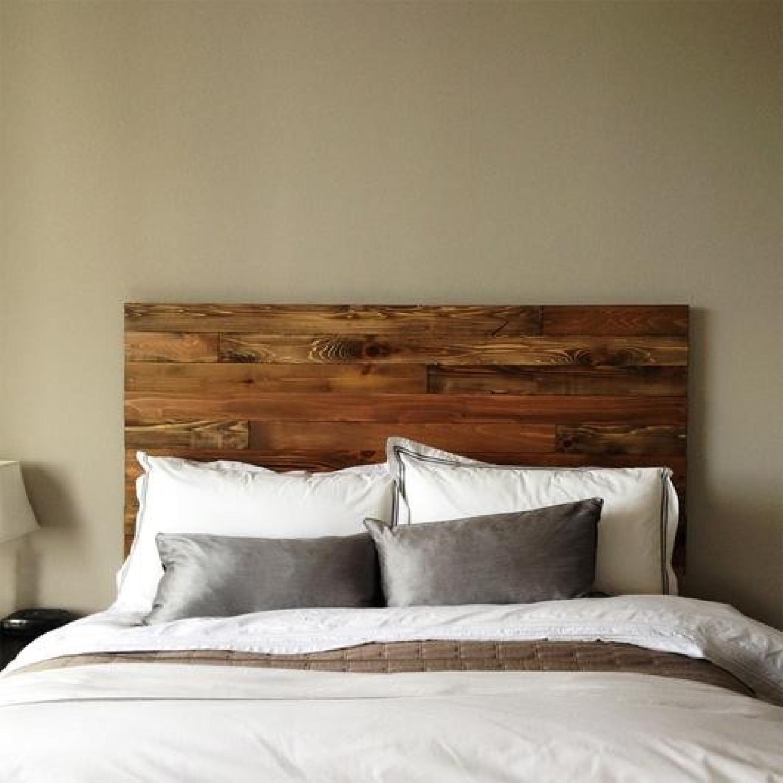 Boswell Handmade Cedar Headboard