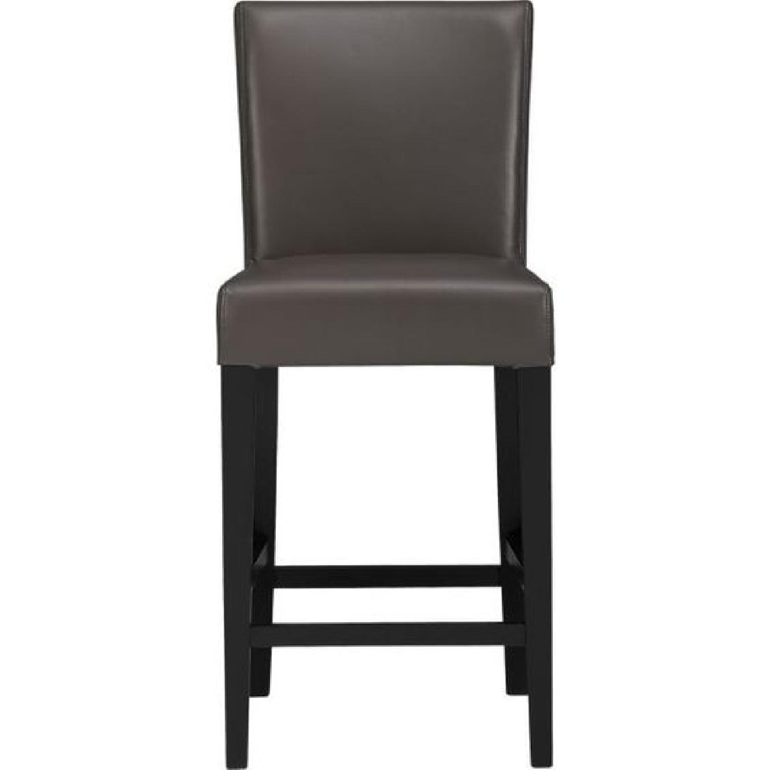 Crate & Barrel Lowe Counter Stool