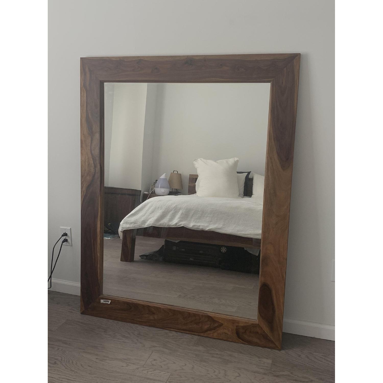 Exotik Mobilier Rosewood Mirror - image-3