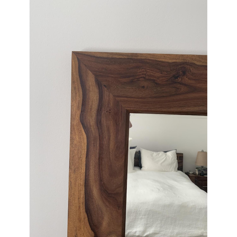 Exotik Mobilier Rosewood Mirror - image-4