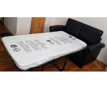 DHP Logan Twin Sleeper Sofa
