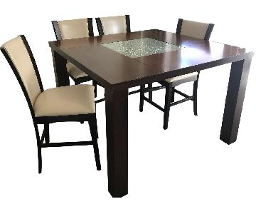 Kemper Square Counter Height 7 Piece Dining Set