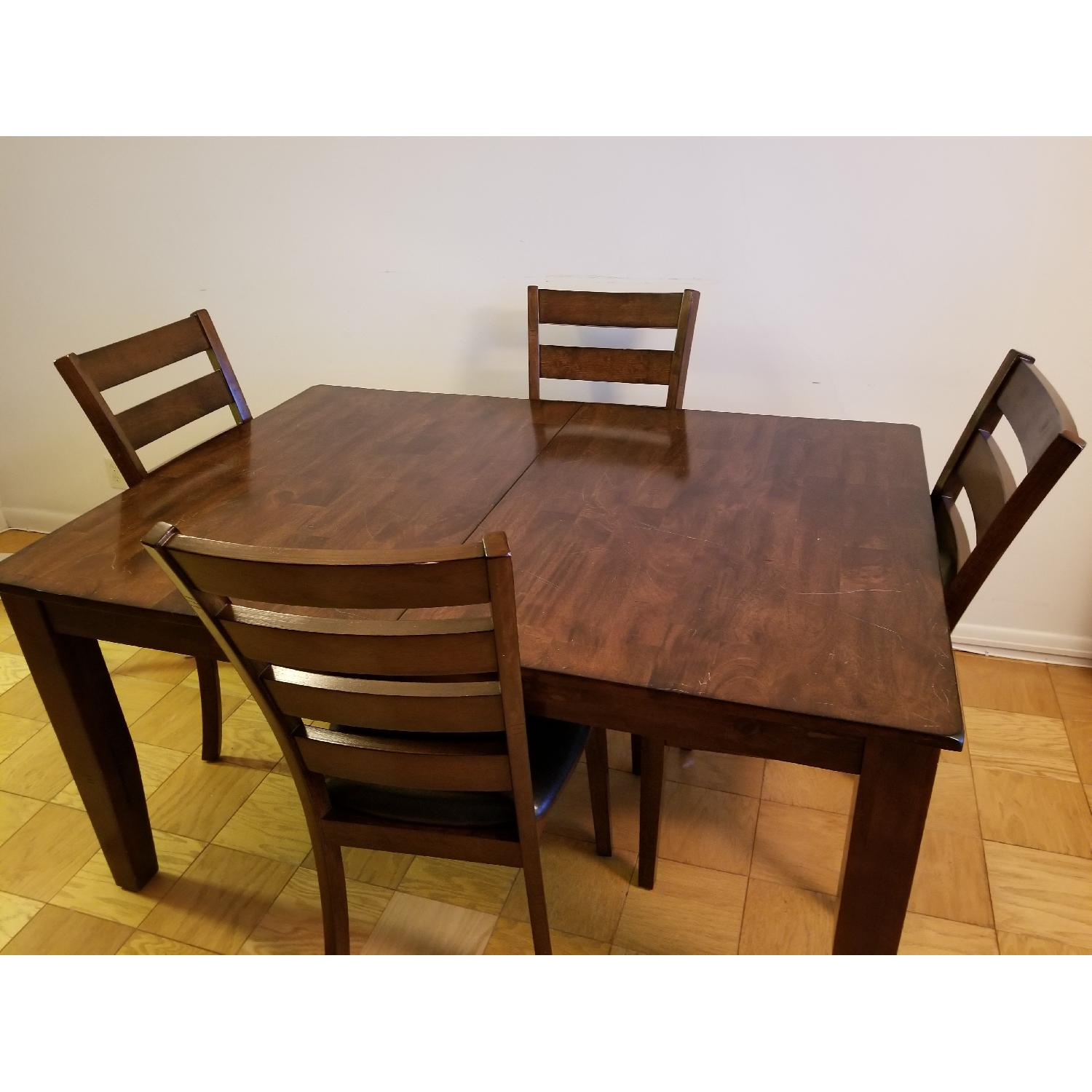 Raymour & Flanigan Kona 5-Piece Dining Set-0