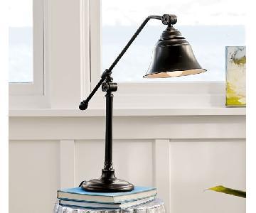 Pottery Barn Table Desk Lamp