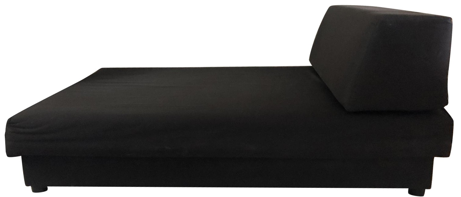 Daybed w/ Storage & Convertible Back