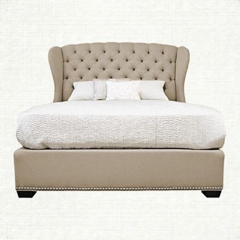 Arhaus Barrister King Bed