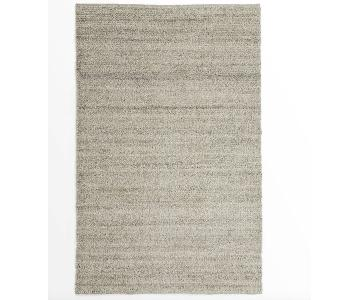 West Elm Steve Alan Mini Pebble Wool Rug