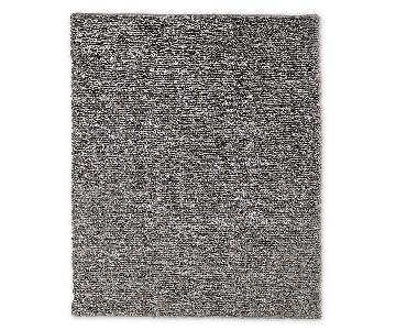 Restoration Hardware Performance Shag Rug in Nickel