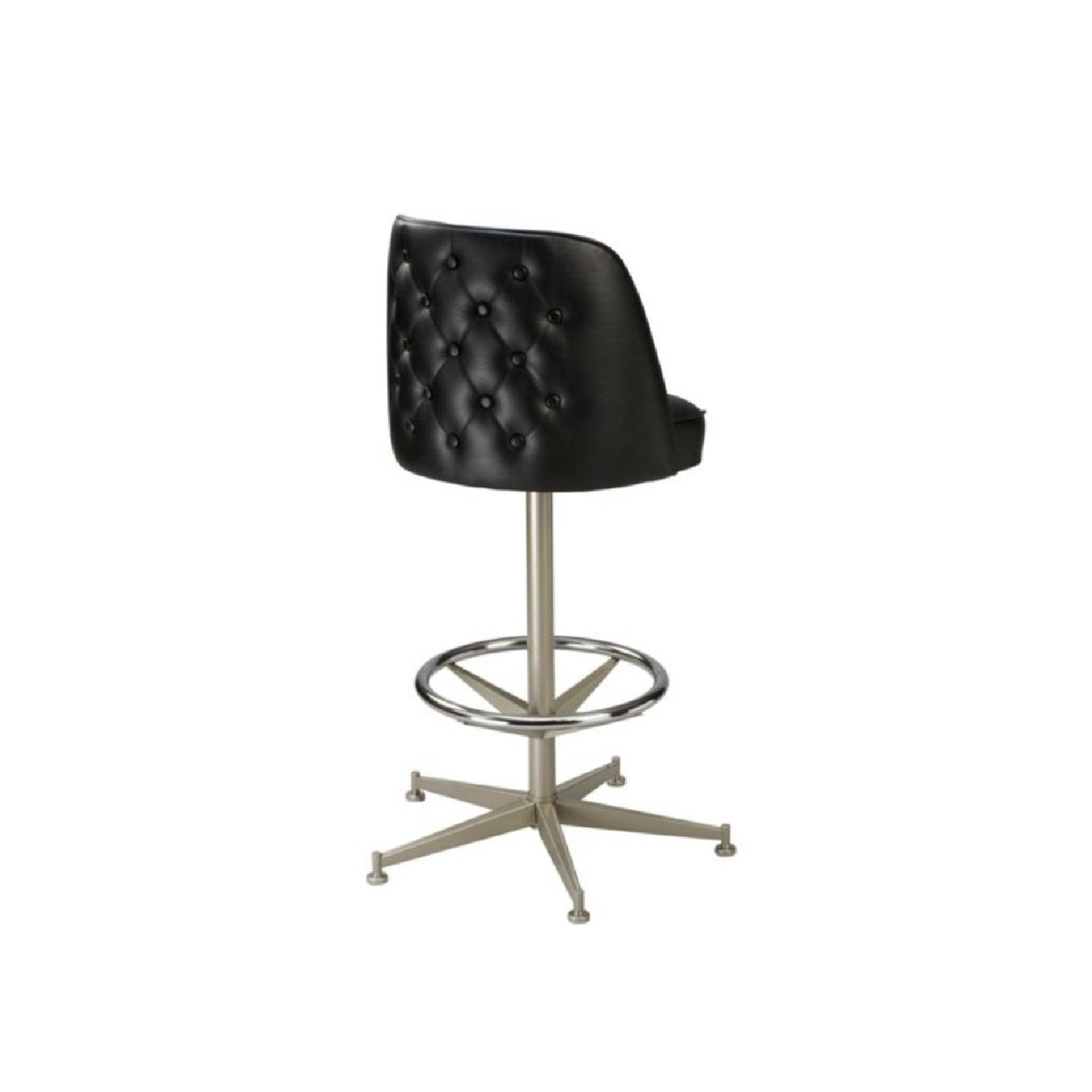 Regal Tufted Button Counter Stools