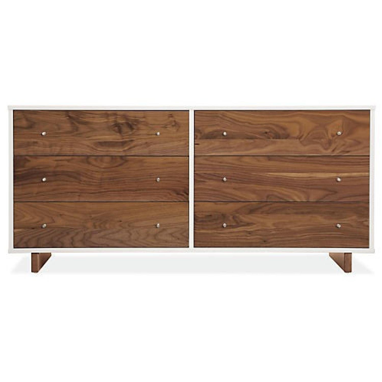 Room & Board Moda Kids 6 Drawer Dresser - image-0