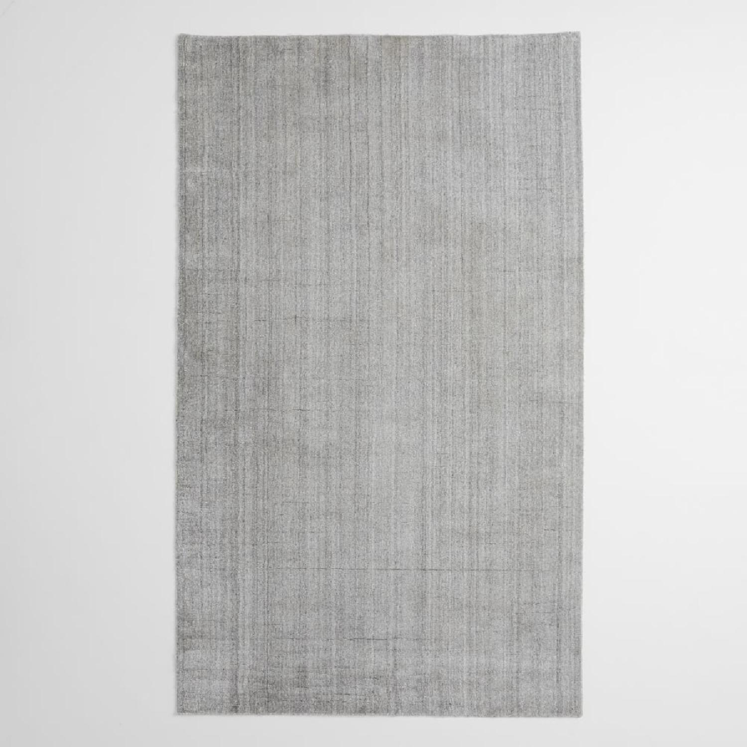 West Elm Handloomed Shine Rug-4
