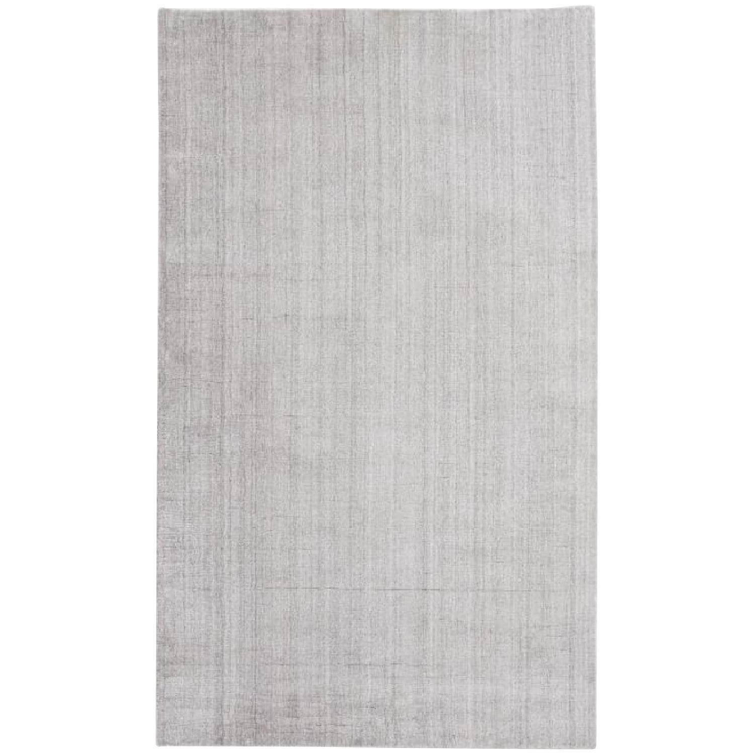 West Elm Handloomed Shine Rug