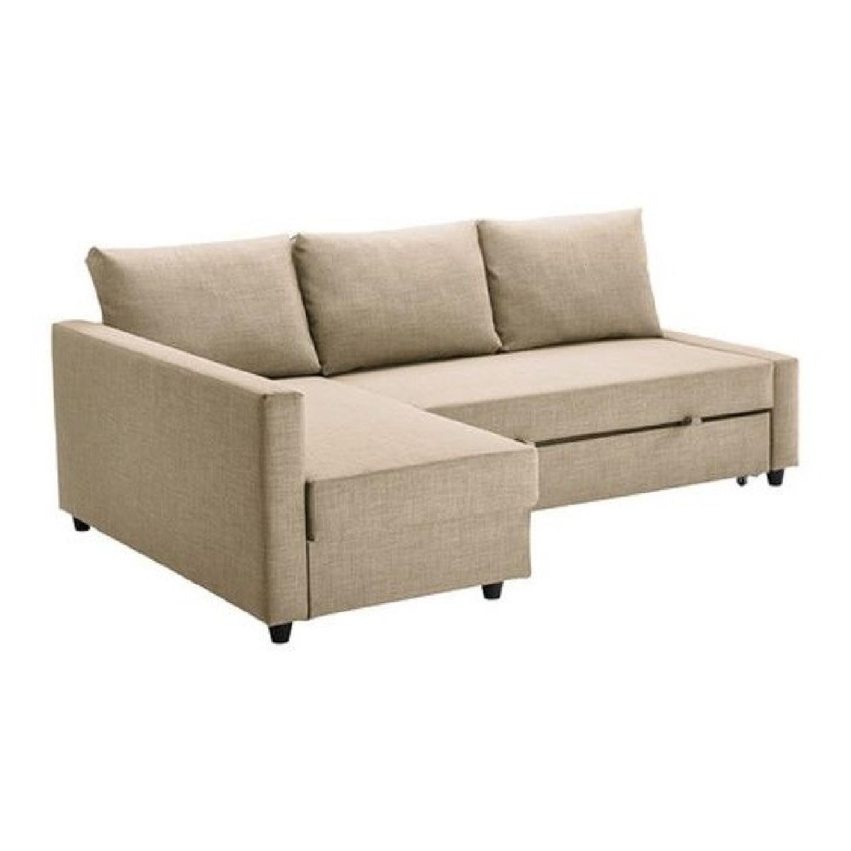 Ikea Friheten Sleeper Sectional Sofa W Storage Aptdeco