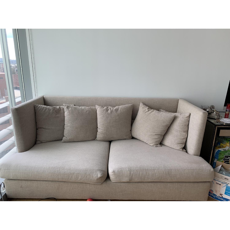 Crate & Barrel Lounge II Sofa-0