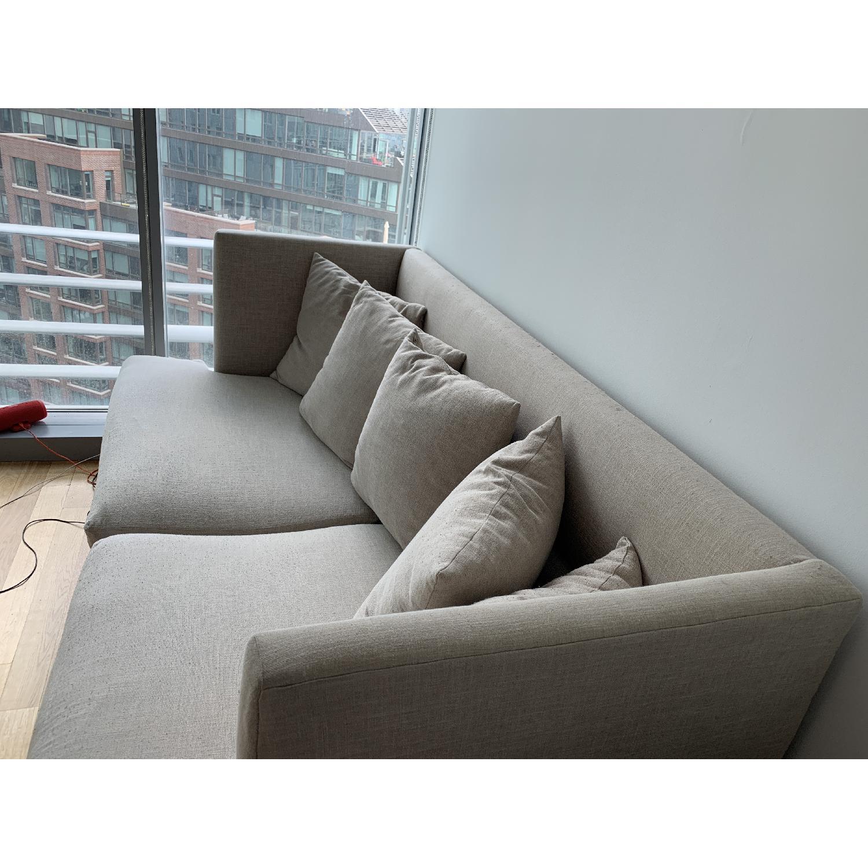 Crate & Barrel Lounge II Sofa-2