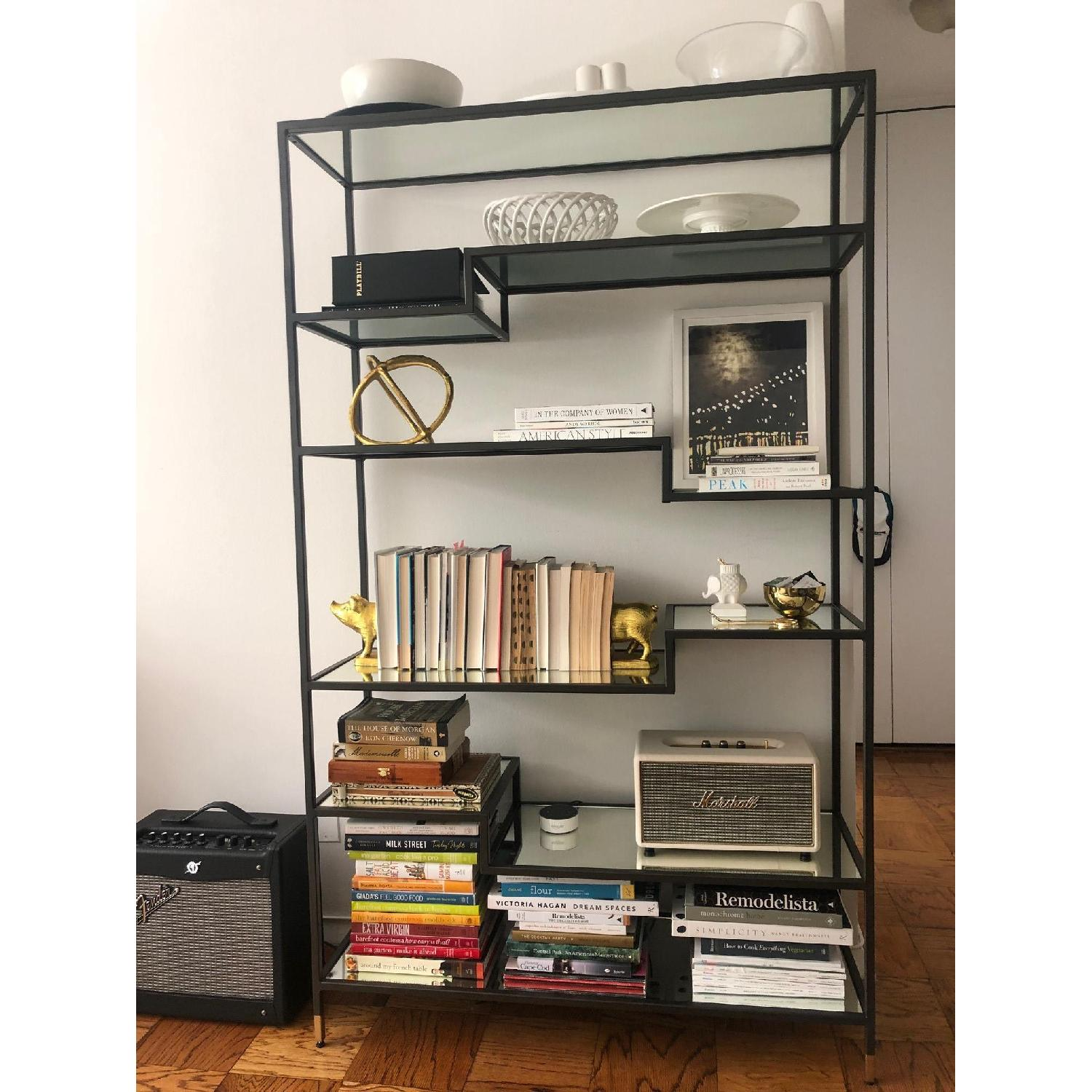 West Elm Tiered Tower Bookcase-0