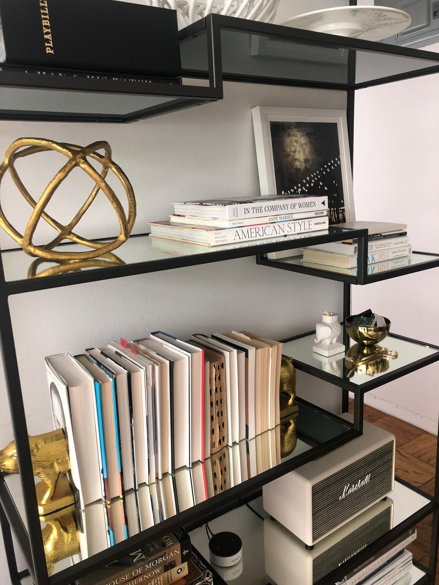 West Elm Tiered Tower Bookcase
