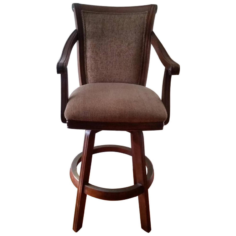 Retro Style Bar Armchairs