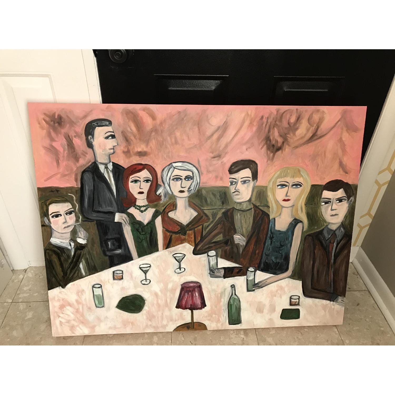 Original Vivian Strauss Painting
