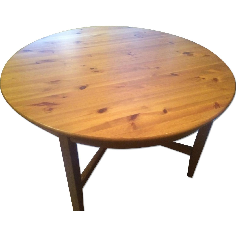 ikea torsby dining table aptdeco. Black Bedroom Furniture Sets. Home Design Ideas