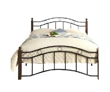 August Grove Souliere Full Size Bed
