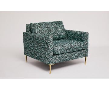 Anthropologie Liberty of London Accent Chair