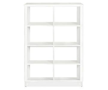 Room & Board Moda Loft Bookcase w/ 10 Shelves