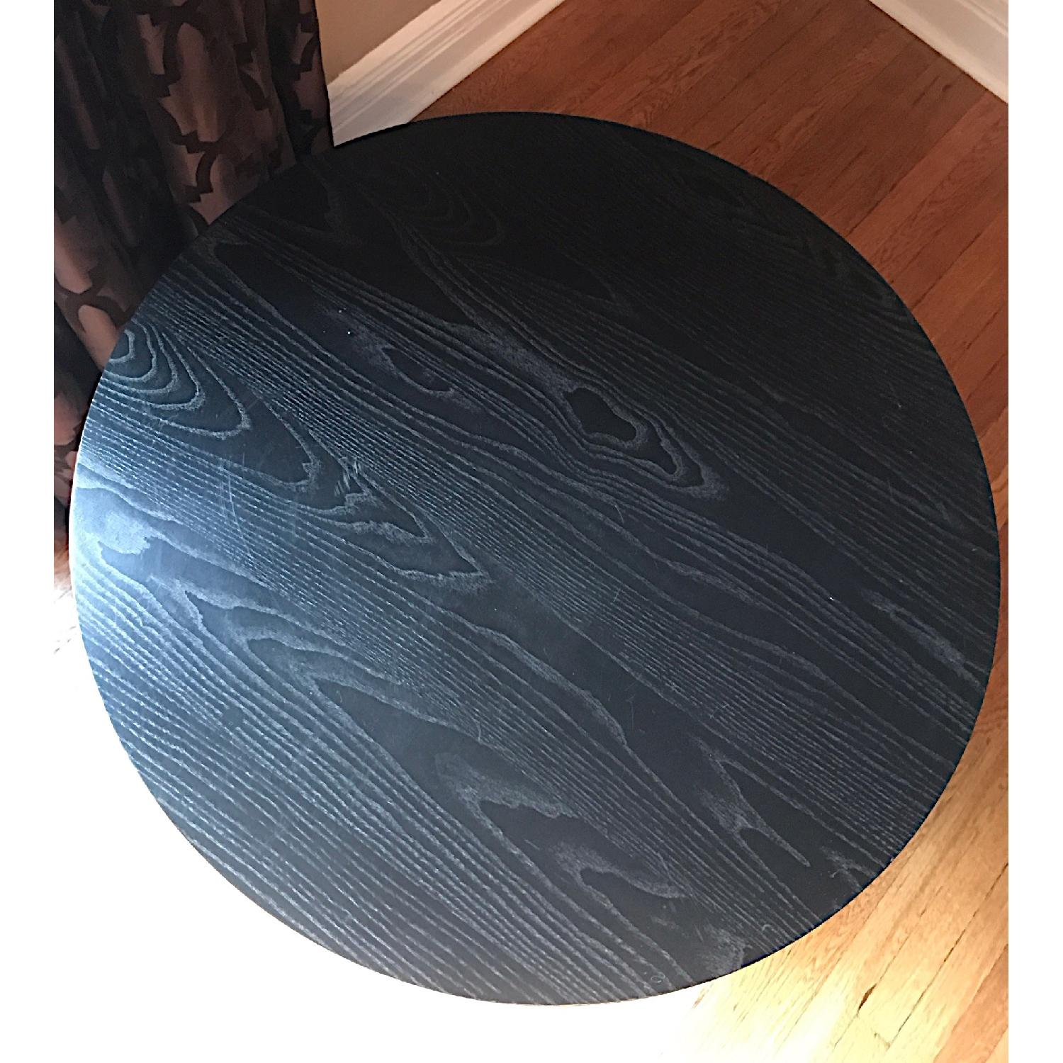 Pottery Barn Black Entry Side Table - image-3