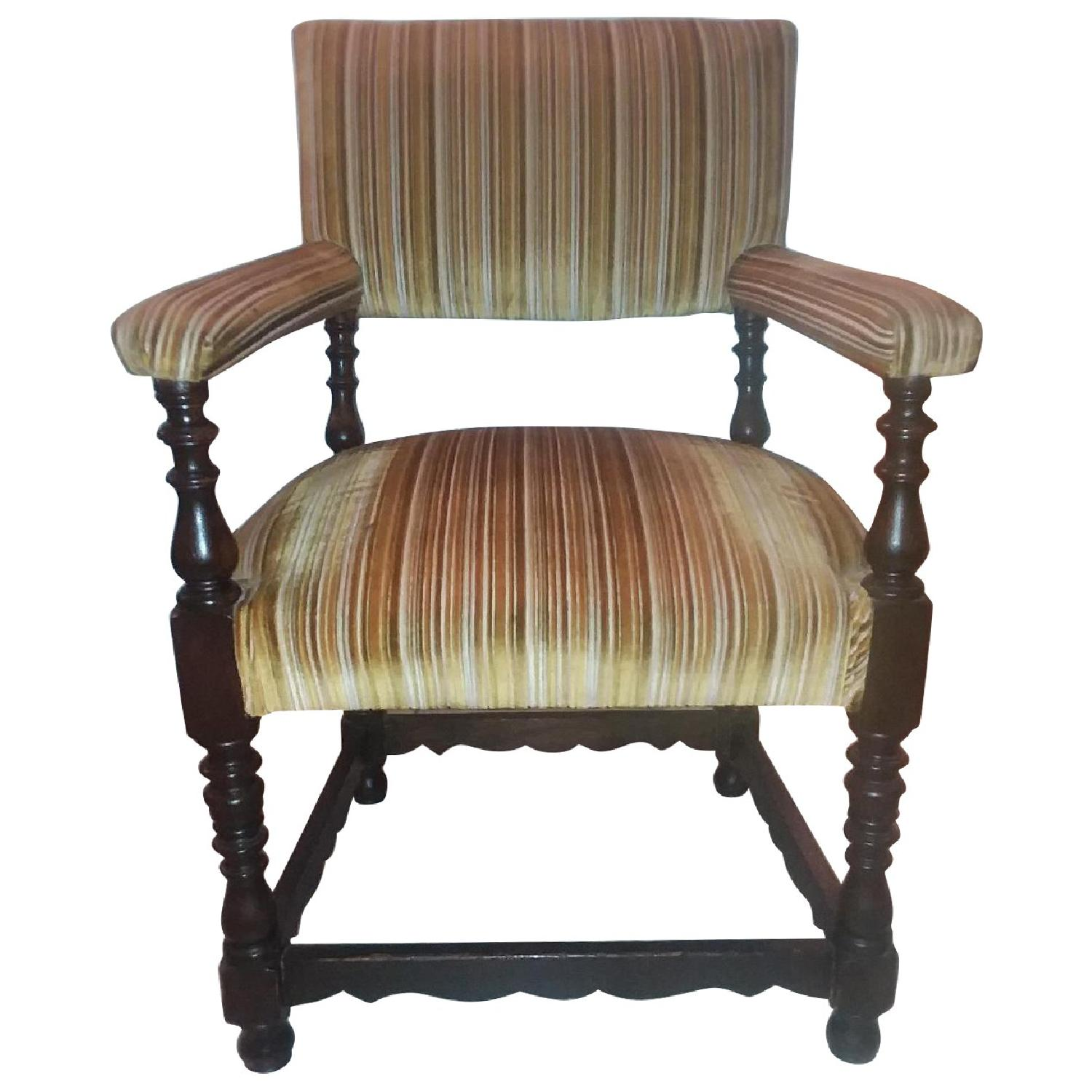 Vintage Provincial Chairs - image-0