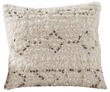Pottery Barn Moroccan Wedding Pillow Covers w/ Sham Inserts