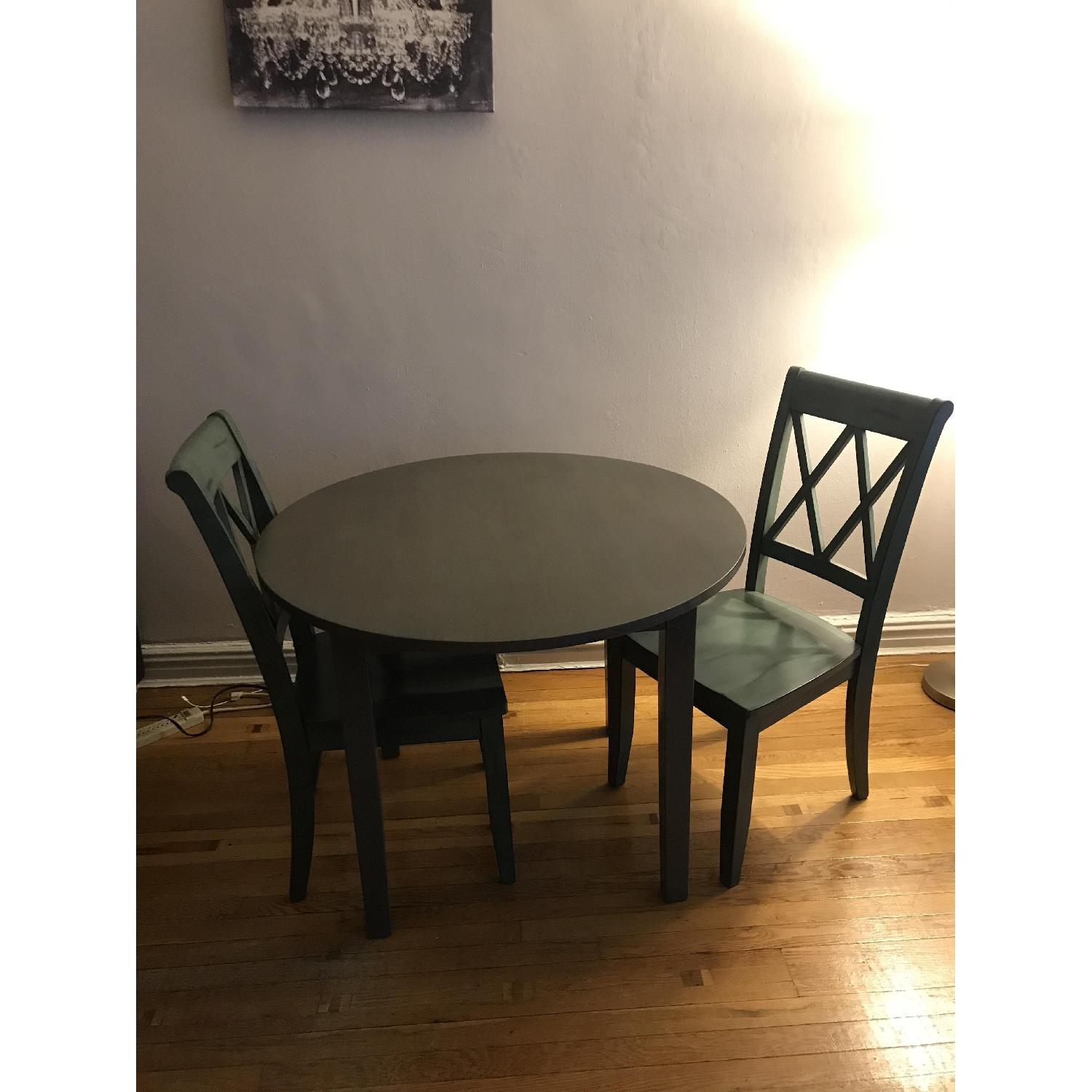 Safavieh Holly French Dining Table w/ 2 Chairs - image-2