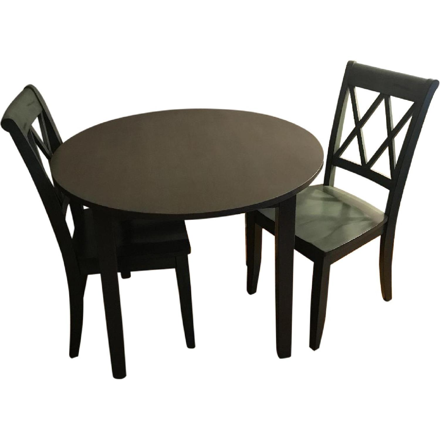 Safavieh Holly French Dining Table w/ 2 Chairs - image-0