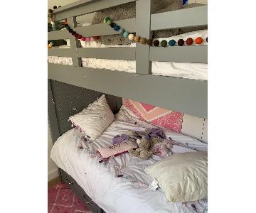 Pottery Barn PB Fillmore Bunk Bed