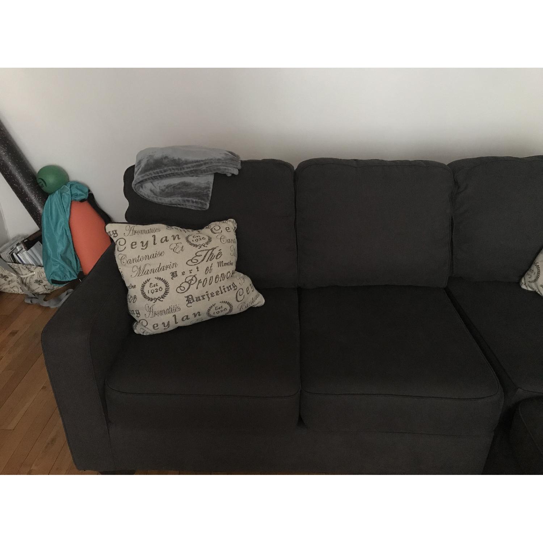 Ashley Alenya Grey 2-Piece Sectional Sofa - image-2