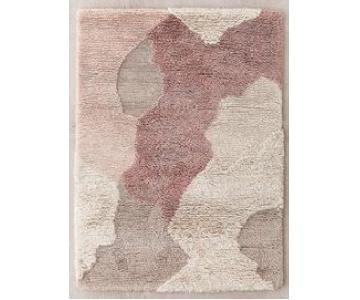 Urban Outfitters Lola Abstract Shag Rug