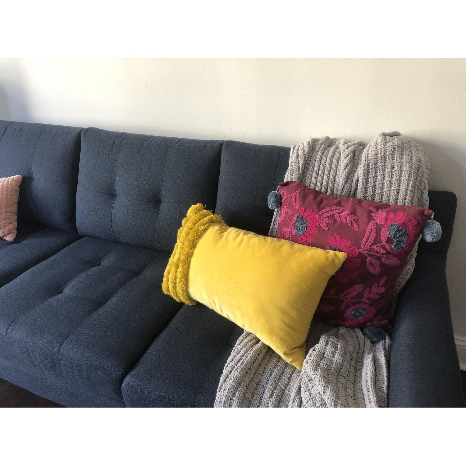 Burrow Nomad Sectional Sofa w/ Chaise - image-2