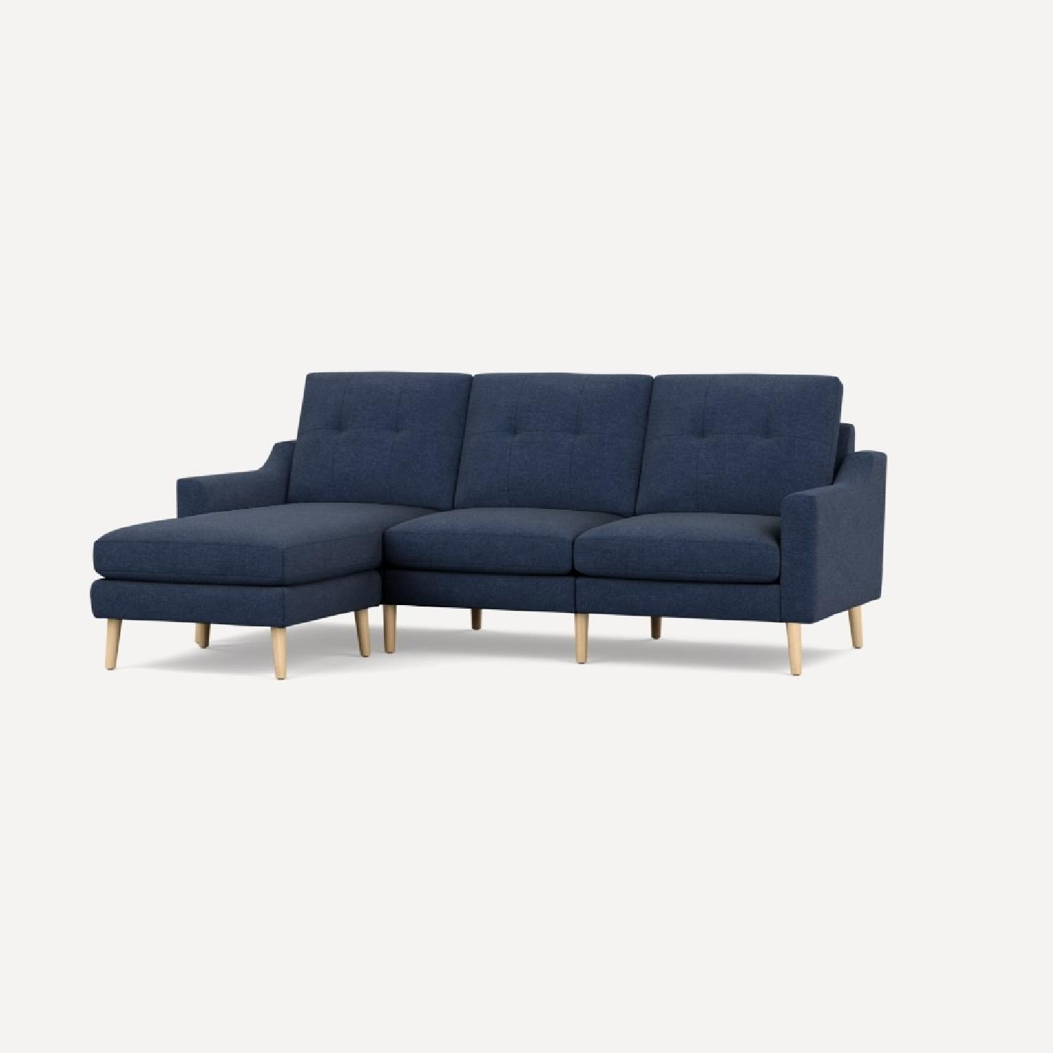 Burrow Nomad Sectional Sofa w/ Chaise - image-9