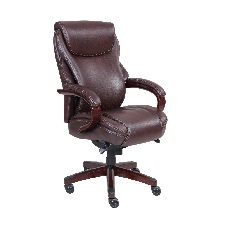 La Z Boy Ergonomic Office Chair Aptdeco