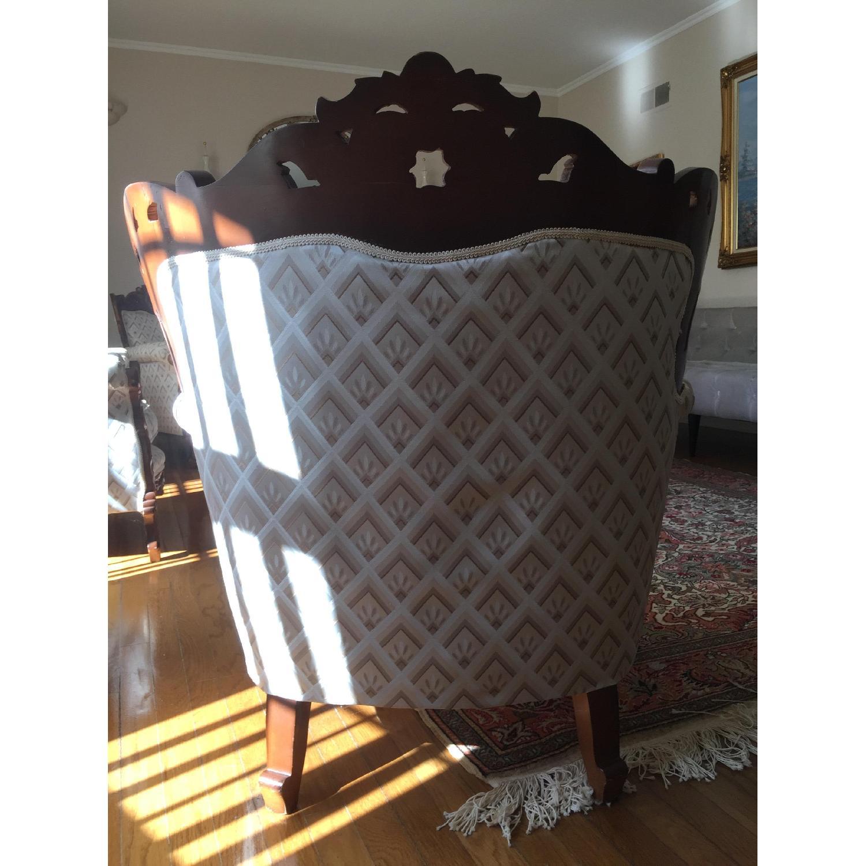 Antique Custom European Armchair - image-2
