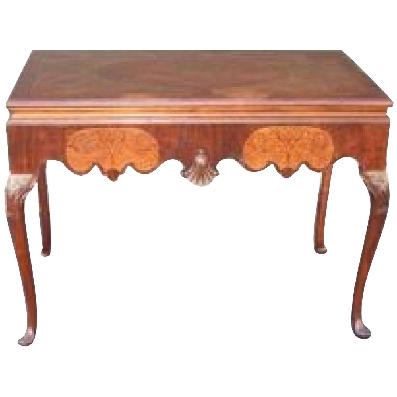 Antique Tiger Oak American Made Desk