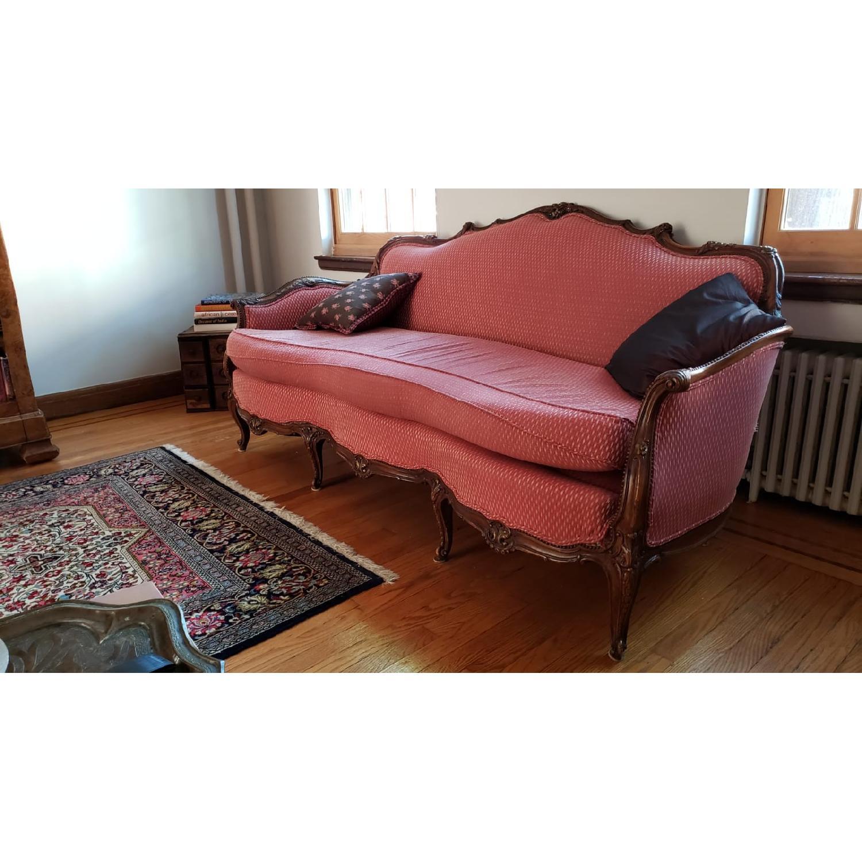 Antique 3-Seater Sofa - image-1