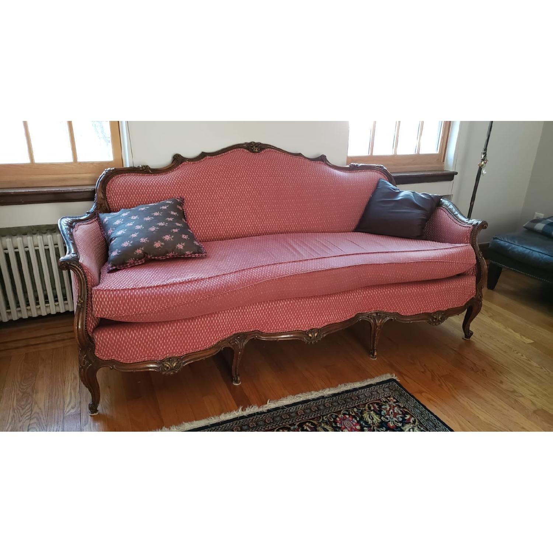 Antique 3-Seater Sofa - image-3