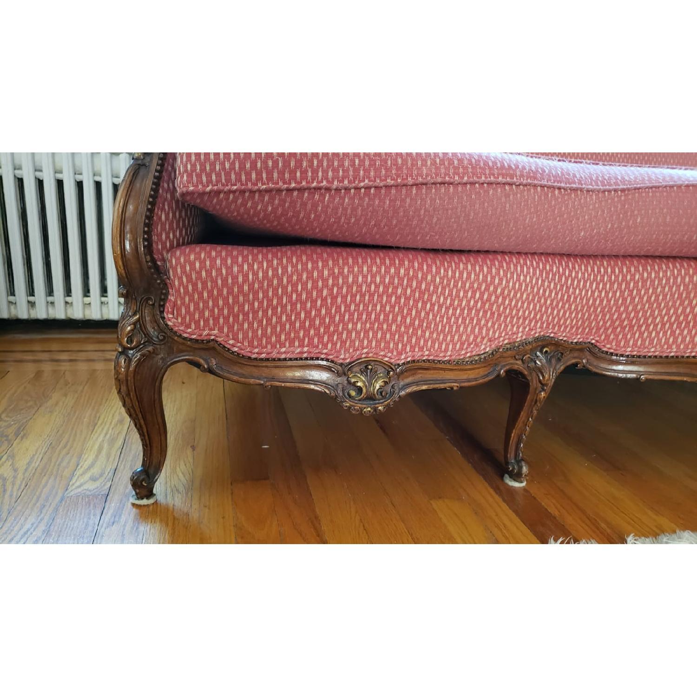 Antique 3-Seater Sofa - image-5