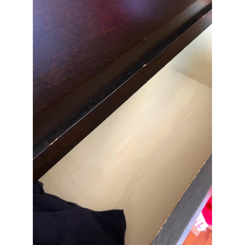 Dark Wood Dresser - image-2